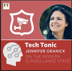 Jennifer Granick on FT's Tech Tonic