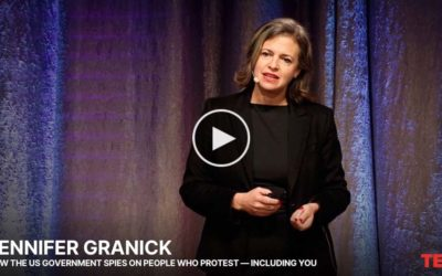 Jennifer Granick's TED talk on activism and spying in the U.S.